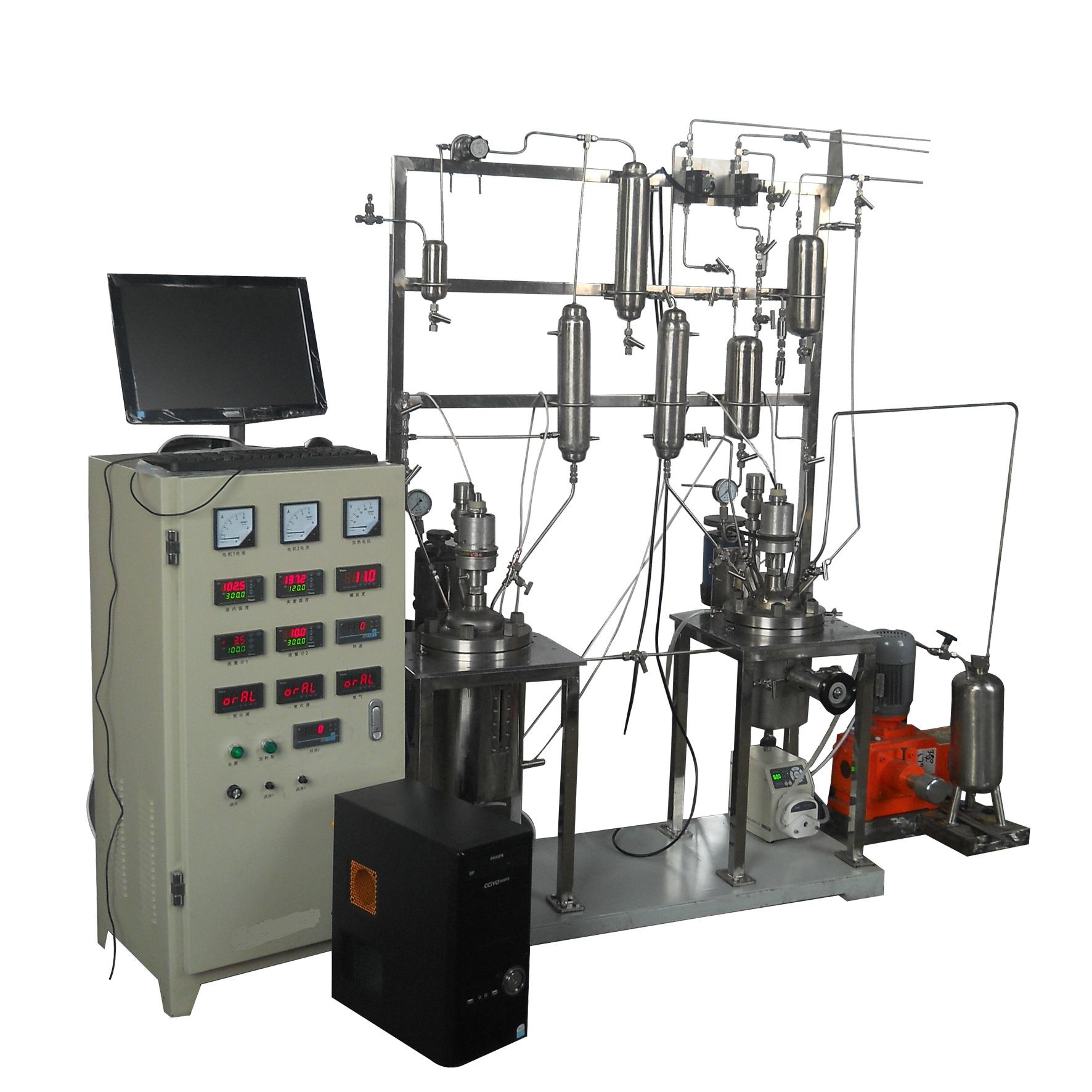 清华大学-实验室反应系统项目