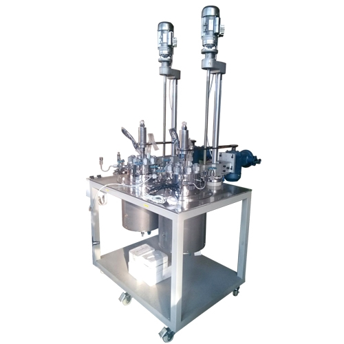 威海10L不锈钢反应釜