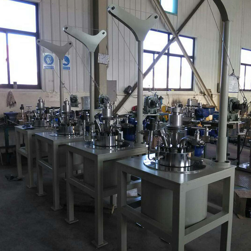 江南大学-加氢反应中试项目