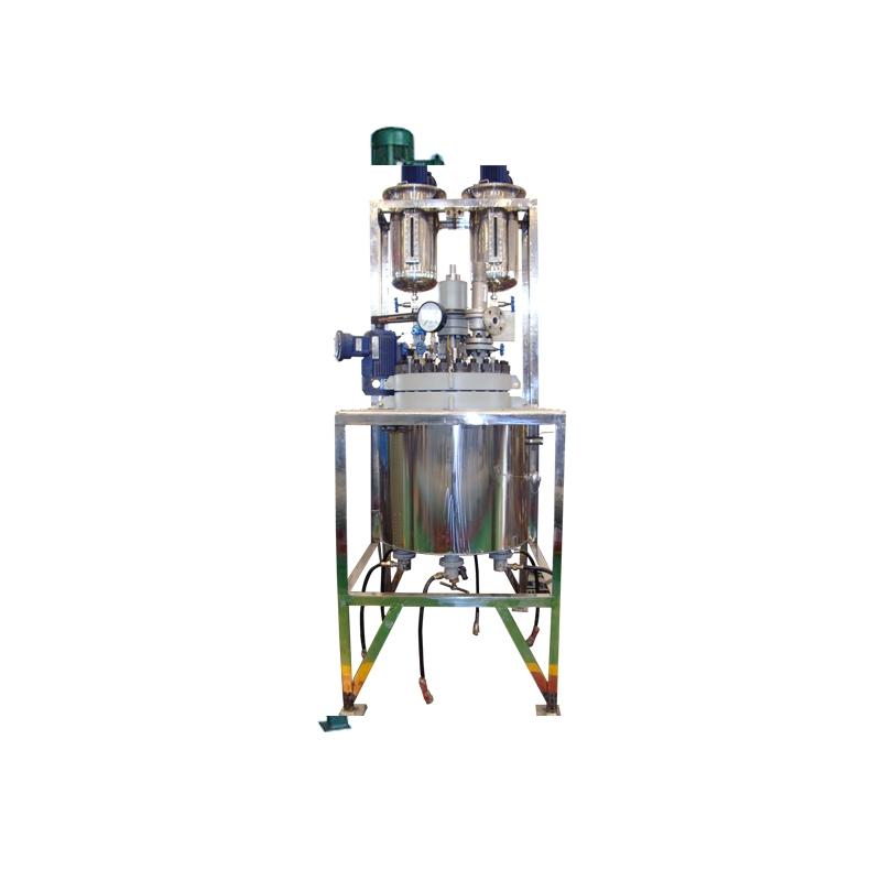 不锈钢反应釜系统