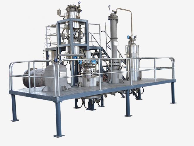 200L反应系统成套装置