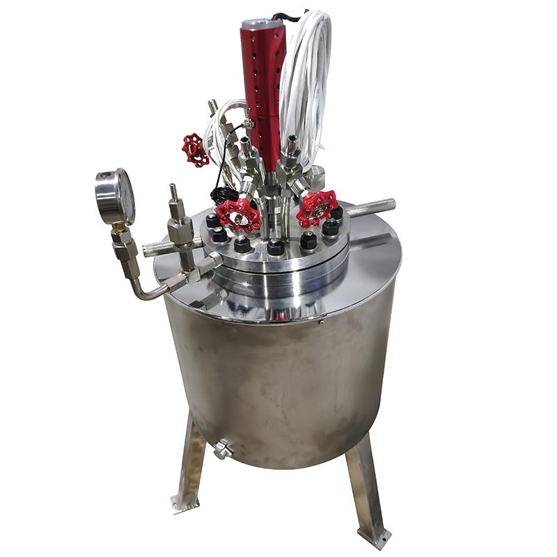 5L高压实验室反应釜