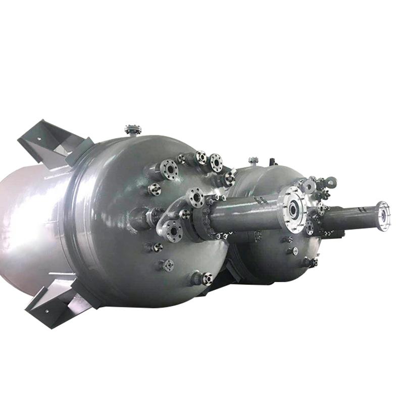 1000L不锈钢反应釜